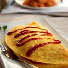 茄汁蛋包饭