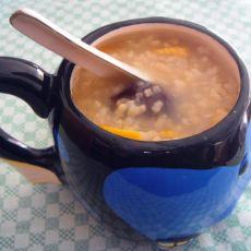 薏米大米陈皮粥的做法