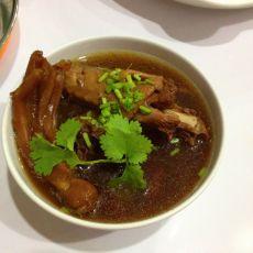 淮山枳实煲鸭汤