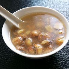 莲子瘦肉汤