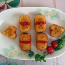 淮山土豆块