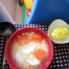 淮山玉米汤