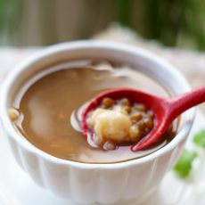 绿豆莲子汤的做法