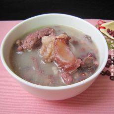 红豆薏米煲猪骨