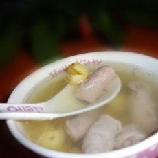莲子小肠汤