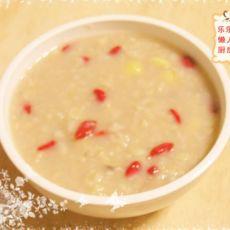 莲子燕麦粥