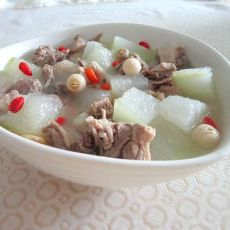 冬瓜老鸭汤