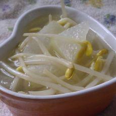 冬瓜豆芽汤