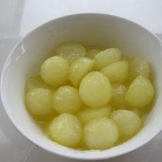菠萝冬瓜球