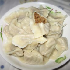 冬瓜猪肉饺子
