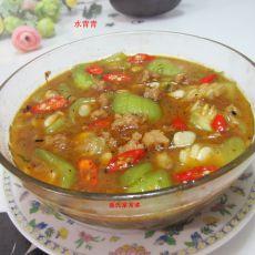 肉末丝瓜汤