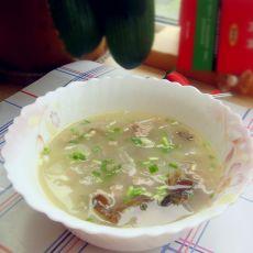 肉末冬瓜粒汤