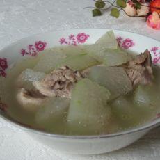 汤骨冬瓜汤
