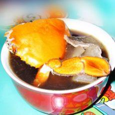 冬瓜生地螃蟹汤