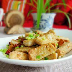 麻辣煎豆腐