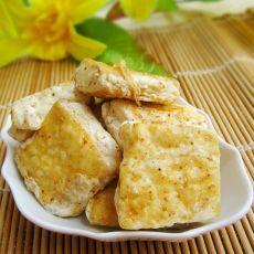 蛋清煎豆腐