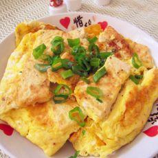 鸡蛋塌豆腐