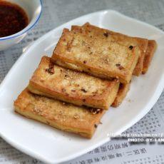 家常蘸汁豆腐