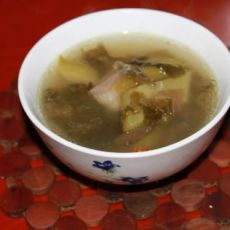 苦瓜酸菜猪肉汤