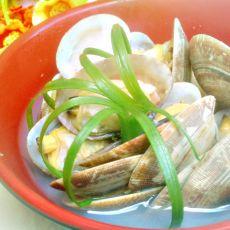 胡椒花蛤煲的做法