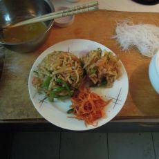 老北京风味炒饼的做法