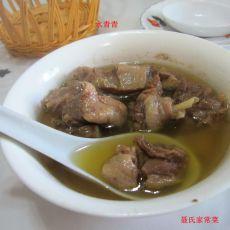 甜酒胡椒蒸老鸭的做法