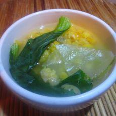 香甜玉米粥