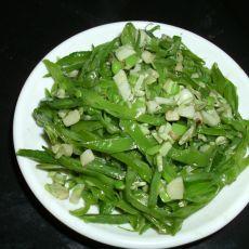 蒜香扁豆丝