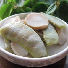 扁豆杏鲍菇的做法