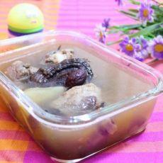 灵芝红枣排骨汤