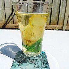 冰糖佛手菊花薄荷茶的做法