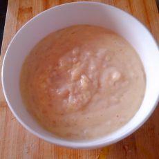 牛奶燕麦鸡蛋粥