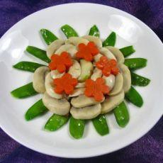 蘑菇荷兰豆