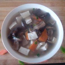 三素羊汤的做法