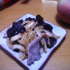木耳蘑菇白菜