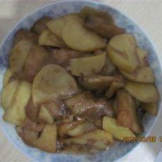 茄子土豆片的做法