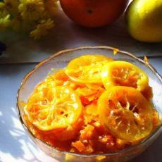 糖渍橙皮柠檬