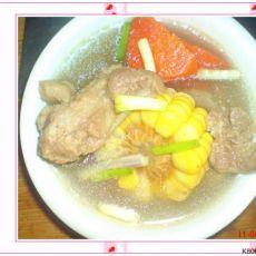 营养猪骨汤的做法