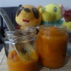 自制酸杏果酱的做法