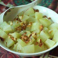 凉拌青木瓜