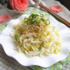 柠檬姜丝白菜丝