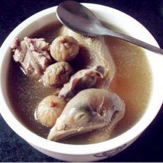 无花果川贝鹧鸪汤的做法
