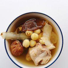 陈皮蜜枣煲鳄鱼汤的做法