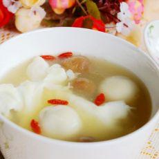 桂圆汤圆水铺蛋