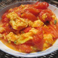 西红柿炒蛋