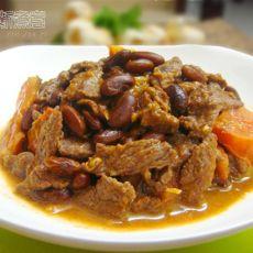 红腰豆番茄牛肉
