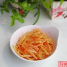 【首发】茄汁土豆丝