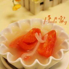 番茄洋葱汤