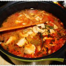 番茄鱼锅的做法