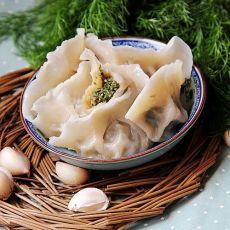猪肉茴香饺子的做法